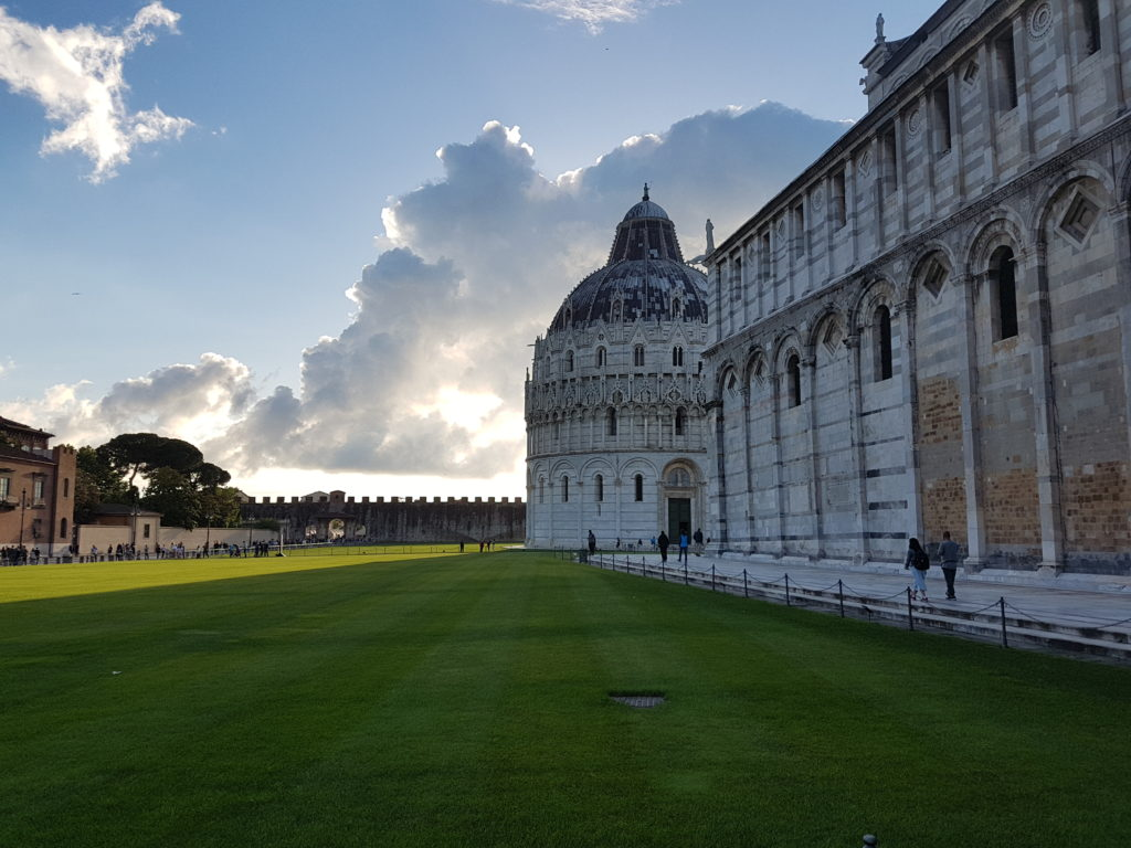 Italien – Pisa 2018