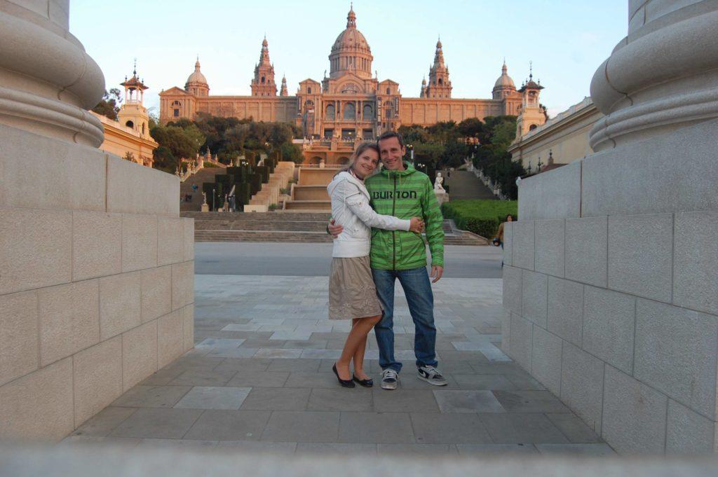 Spanien – Blanes / Barcelona 2013