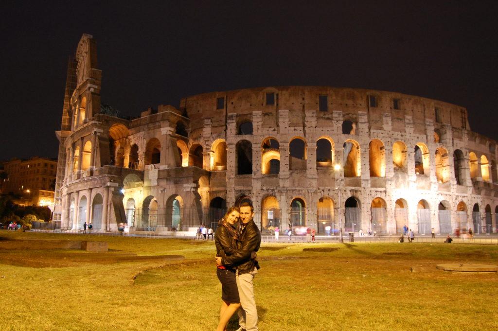 Italien – Rom 2014